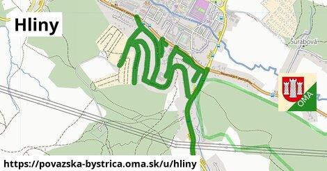 ilustrácia k Hliny, Považská Bystrica - 4,5km