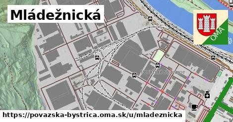 ilustrácia k Mládežnícka, Považská Bystrica - 0,86km