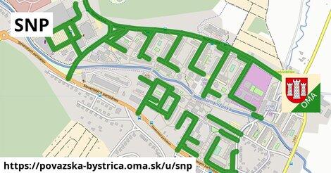 ilustrácia k SNP, Považská Bystrica - 5,5km