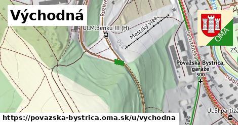 ilustrácia k Východná, Považská Bystrica - 616m