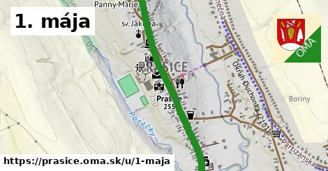 ilustrácia k 1. mája, Prašice - 2,4km