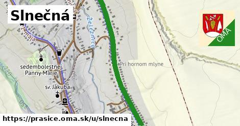 ilustrácia k Slnečná, Prašice - 1,13km