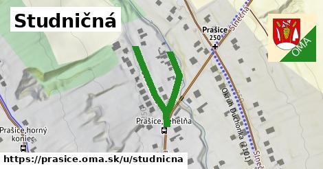 ilustrácia k Studničná, Prašice - 381m
