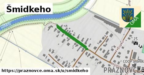 ilustrácia k Šmidkeho, Práznovce - 204m