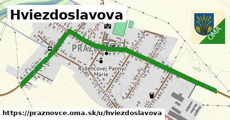 ilustrácia k Hviezdoslavova, Práznovce - 1,47km