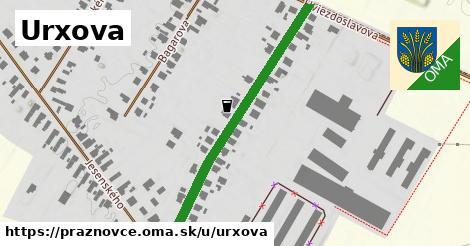 ilustrácia k Urxova, Práznovce - 450m
