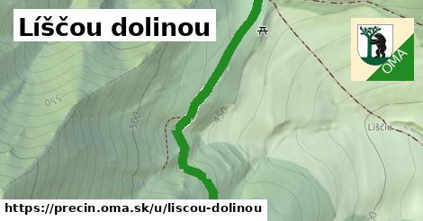 ilustrácia k Líščou dolinou, Prečín - 497m