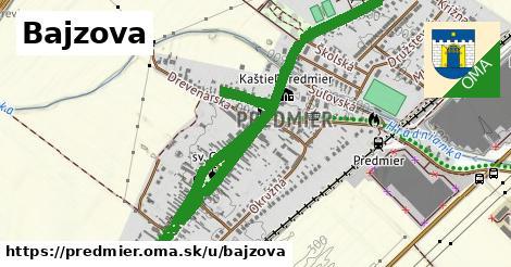 ilustrácia k Bajzova, Predmier - 0,89km