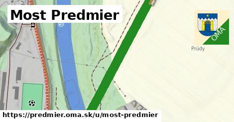 ilustrácia k Most Predmier, Predmier - 217m