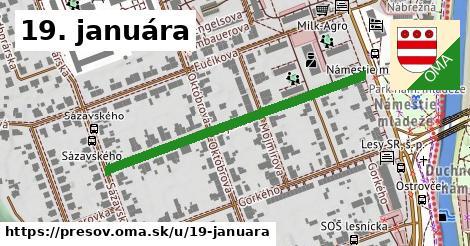 ilustračný obrázok k 19. januára, Prešov
