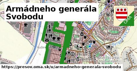 ilustrácia k Armádneho generála Svobodu, Prešov - 5,6km