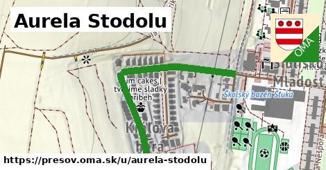 ilustrácia k Aurela Stodolu, Prešov - 135m