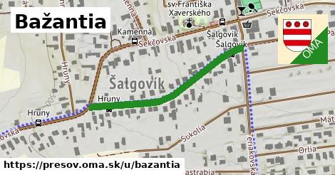 ilustračný obrázok k Bažantia, Prešov