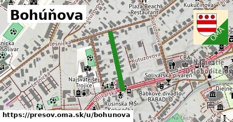 ilustrácia k Bohúňova, Prešov - 193m