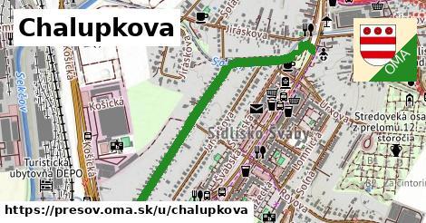 ilustrácia k Chalupkova, Prešov - 0,98km