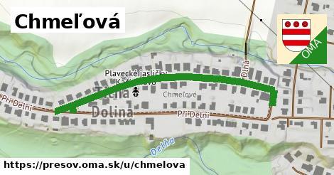 ilustrácia k Chmeľová, Prešov - 550m