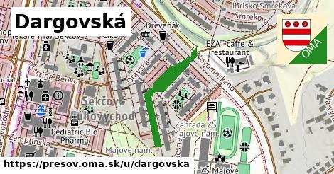 ilustračný obrázok k Dargovská, Prešov