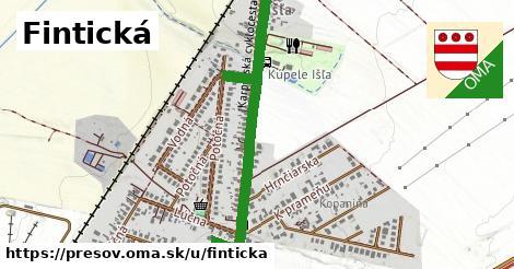 ilustrácia k Fintická, Prešov - 2,0km