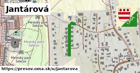 ilustrácia k Jantárová, Prešov - 159m