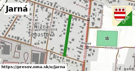 ilustrácia k Jarná, Prešov - 228m