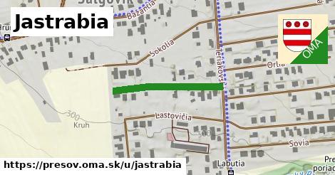 ilustračný obrázok k Jastrabia, Prešov