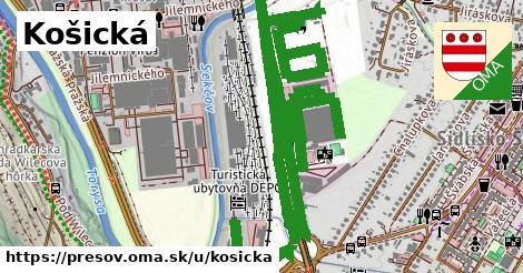 ilustrácia k Košická, Prešov - 3,5km