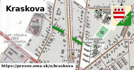 ilustrácia k Kraskova, Prešov - 136m