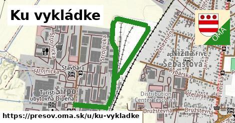 ilustrácia k Ku vykládke, Prešov - 0,76km