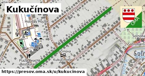 ilustrácia k Kukučínova, Prešov - 496m