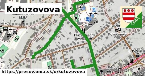 ilustračný obrázok k Kutuzovova, Prešov