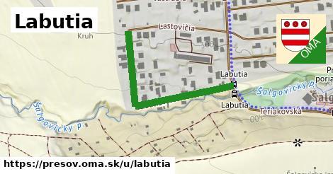 ilustrácia k Labutia, Prešov - 168m