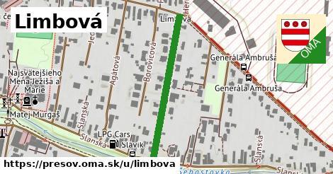 ilustrácia k Limbová, Prešov - 329m
