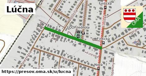 ilustračný obrázok k Lúčna, Prešov