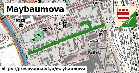 ilustračný obrázok k Maybaumova, Prešov