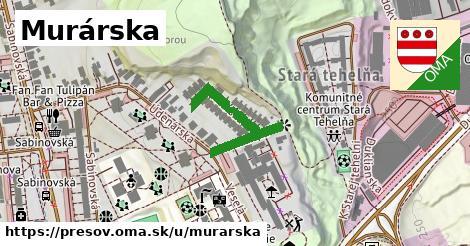 ilustračný obrázok k Murárska, Prešov