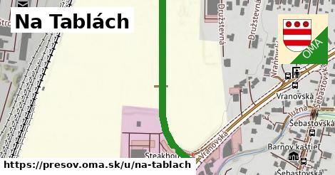 ilustračný obrázok k Na Tablách, Prešov
