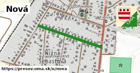 ilustrácia k Nová, Prešov - 357m