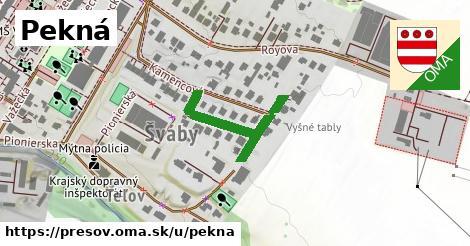 ilustrácia k Pekná, Prešov - 202m
