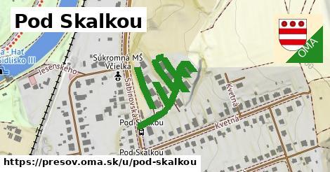 ilustrácia k Pod Skalkou, Prešov - 407m