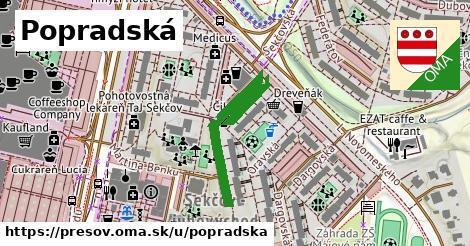 ilustrácia k Popradská, Prešov - 331m