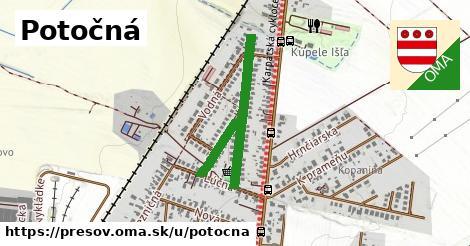 ilustrácia k Potočná, Prešov - 0,70km