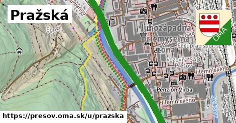 ilustrácia k Pražská, Prešov - 5,5km