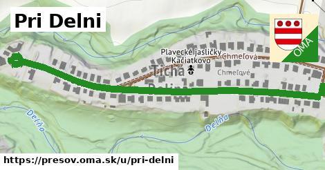 ilustračný obrázok k Pri Delni, Prešov