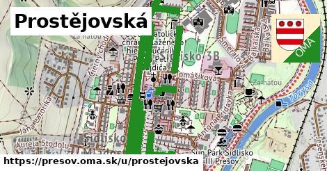ilustrácia k Prostějovská, Prešov - 3,6km