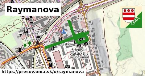 ilustračný obrázok k Raymanova, Prešov