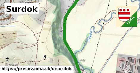 ilustrácia k Surdok, Prešov - 3,9km