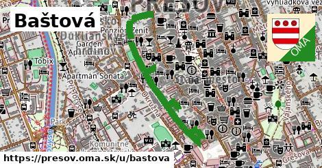 ilustrácia k Baštová, Prešov - 0,76km