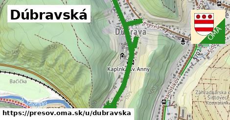 ilustrácia k Dúbravská, Prešov - 1,58km