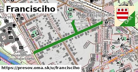 ilustrácia k Francisciho, Prešov - 403m