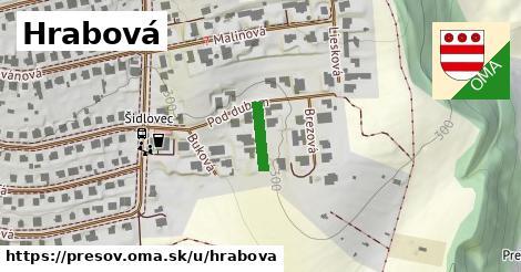 ilustrácia k Hrabová, Prešov - 96m